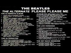 The Beatles - 1963-69 Alternate Please Please Me