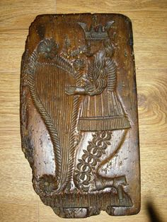 Renaissance Gingerbread | In the late Regency, gingerbread molds had morphed intolittle more ...