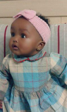 Beautiful Black Babies  #African_American_Babies