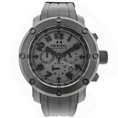 TW Steel Men's TW128 Grandeur Tech Black Rubber Chronograph Dial Watch -- Check this awesome product by going to the link at the image. (This is an Amazon Affiliate link and I receive a commission for the sales)