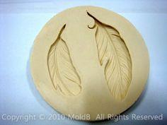 Sugarcraft Silicone molds Flower Moulds Fondant Molds von MOLDB, $10.00