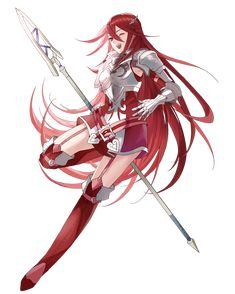 What if Mayo drew Cordelia: Knight Paragon?? (an edit that I put wayyy too much effort into) : FireEmblemHeroes