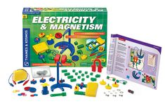 Thames and Kosmos Electricity and Magnetism Reviews