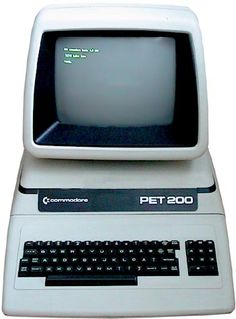 Commodore  PET 200  	    The PET 200 is a rebadged version of the Commodore 8032-SK which is itself the same model as the 8032 with a rounded shape design and a separate keyboard. This design was used later on the CBM-II series computers.    It is said that Ferdinand Porsche was involved in this design. It's not true since he died just a few years after the end of World War II. In fact, Commodore enlisted the services of Porsche Design...
