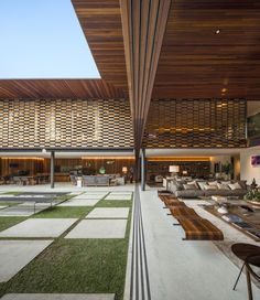 Image 2 of 22 from gallery of GAF House / Jacobsen Arquitetura. Photograph by Fernando Guerra | FG+SG