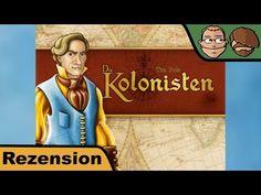 Die Kolonisten – Review #207 | Hunter & Cron