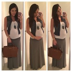 Big belly! Agora que comecei a usar saias e vestidos nao quero mais outra coisa! Sao taooo confortaveis!!! #myboys #5meses #5months #21weeks  #pregnant #pregnantwithtwins #pregnantstyle #stylethebump #gravidinha #comfy