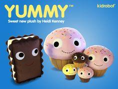 http://blog.kidrobot.com/product-preview-yummy-plush-desserts/