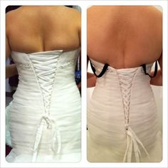 Fix Armpit Fat and Back Fat with Dress Alterations, not Exercise « Weddingbee Boards
