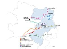 Auf dem Gebiet der Erzdiözese Wien gibt es herrliche Pilgerwege in den unterschiedlichsten Schwierigkeitsgraden. Hier eine Übersicht. #viasacra #wallfahrtsweg #pilgern #pilgerwege #mariazellerweg #jakobsweg #franziskusweg Map, Spiritual, Nice Asses, Location Map, Maps