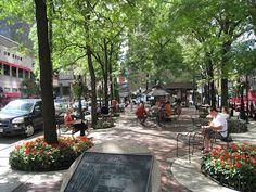 The Good Street: Chicago - Neighborhood Plaza and Streets