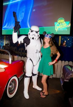 Is the Sci-Fi Dine-In Theater Star Wars Character Breakfast at Walt Disney World worth it? Find out here! Disney Tourist Blog, Disney World Trip, Disney World Resorts, Disney Vacations, Disney Parks, Disney Honeymoon, Disney Bound, Disney 2017, Disney Tips