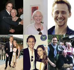 Tom Has A Happy Family | This Post Will Destroy Your Life - Tom Hiddleston