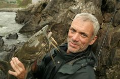 Jeremy Wade. So much love and respect for this man..
