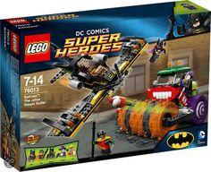 Batgirl Appears in New Lego Set
