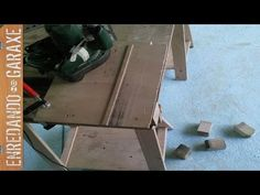 Dangerous kickback with the circular saw Woodworking Planes, Diy Woodworking, Plane Tool, Sierra Circular, Picnic Table, Tools, Videos, Youtube, Home Decor