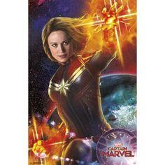 Captain Marvel - Energy Marvel Fan, Captain Marvel, Film Captain, Marvel Heroes, Marvel Avengers, Marvel Dc Comics, Marvel Girls, Captain America, Marvel Movies