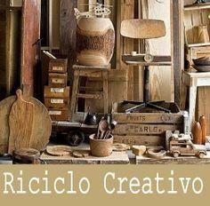 dettagli home decor: Idee riciclo: il legno