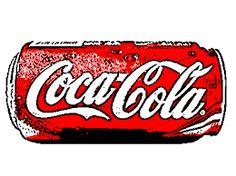 Resultado de imagem para pop art coca cola