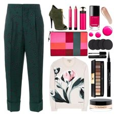 """""""  I know it breaks your heart  """" by lia-adln ❤ liked on Polyvore featuring FOSSIL, Marni, Burberry, Bobbi Brown Cosmetics, Prada, MAC Cosmetics, Yves Saint Laurent, Givenchy, Tina Frey Designs and Marc Jacobs"""