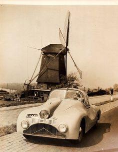 1948 Gatso Roadster
