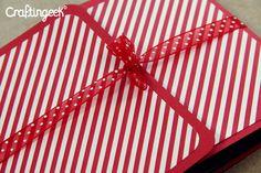 Multi-pic: mini Álbum Scrapbook para San Valentin   Craftingeek manualidades - Hazlo tú mismo más fácil