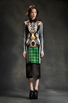 Clover Canyon | Fall 2014 Ready-to-Wear Collection | Style.com | #nyfw