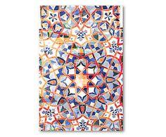 Digitaler Leinwand-Druck Figuig, 40 x 60 cm