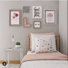 If you want to learn how to live like a minimalist, check out these ideas about minimalist bedroom decor, home decoration and living simple. Source by Dream Bedroom, Bedroom Wall, My Room, Girl Room, Diy For Room, Diy Home Decor Bedroom, Bedroom Ideas, Bedroom Designs, Bedroom Themes