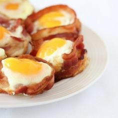 egg and bacon!