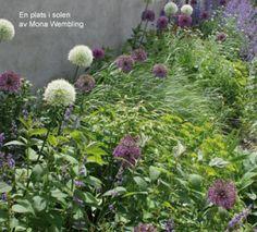 Inspiration från: Mästarrabatten 2011, Mona Wembling