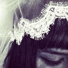 #charliebrear #veils #bridal