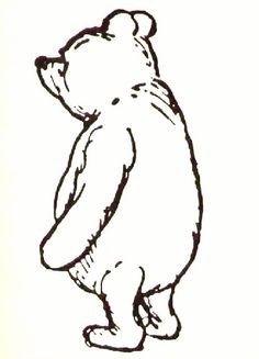 classic pooh printables | Coloring Pages