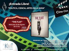 Cine-Club RAMAT a partir del Miércoles 24 de Agosto 20:15 Hrs - http://diariojudio.com/comunidad-judia-mexico/cine-club-ramat-a-partir-del-miercoles-24-de-agosto-2015-hrs/205913/