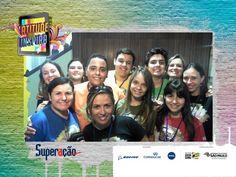 Super time!  Professores e a equipe do Instituto Ayrton Senna registrando presença na etapa estadual do Circuito de Juventude 2012.
