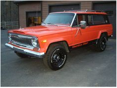 1978 Jeep Cherokee Chief - 1st