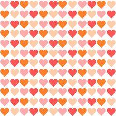Free digital heart scrapbooking paper - ausdruckbares Geschenkpapier - freebie | MeinLilaPark
