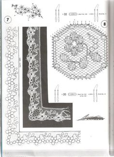 VK is the largest European social network with more than 100 million active users. Hairpin Lace Crochet, Crochet Cross, Crochet Motif, Crochet Shawl, Crochet Edgings, Bobbin Lace Patterns, Bead Loom Patterns, Bobbin Lacemaking, Fillet Crochet