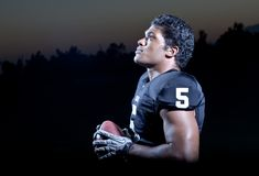 Football Portraits - On:Location - Los Angeles Sports Photographer Francis Specker