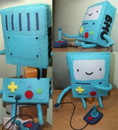 BMO from Adventure Time
