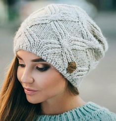 bohemian alternative wormhead crochet and knitted hats images Cable Knitting Patterns, Lace Knitting, Knitting Designs, Knit Patterns, Crochet Scarves, Knit Crochet, Crochet Hats, Beginner Knit Scarf, Organic Cotton Yarn