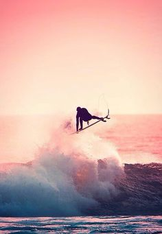 Surf's up! |Repinned by www.borabound.com
