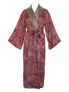 luxurious silk robe sewing pattern | burdastyle.co.uk
