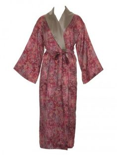 luxurious silk robe sewing pattern   burdastyle.co.uk