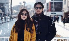 KathNiel fans are speculating that actor Daniel Padilla has already proposed to his girlfriend actress Kathryn Bernardo in Japan. Kathryn Bernardo Photoshoot, Ahn Min Hyuk, Alden Richards, Asia, Daniel Padilla, Relationship Goals Pictures, Jadine, Celebs, Celebrities