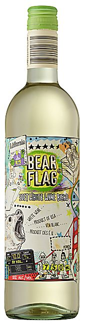 Bear Flag Soft White Blend 750 ml