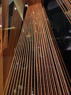 golden thread installation