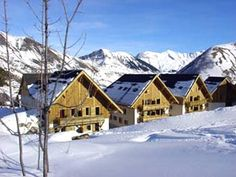 Ski Les Sybelles - Residenz Les Fermes de St. Sorlin d'Arves