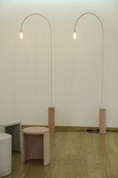 Bennie pop-up shop — Belgian design — lamp: Bultin