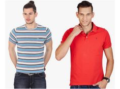 American Swan Mens T-Shirt / Polo at 50% Off + Extra 20% Off